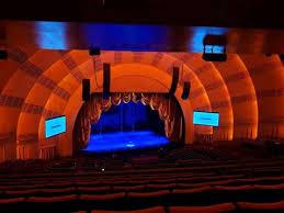Radio City Music Hall Section 2nd Mezzanine 6