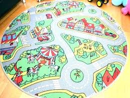 road rugs for toy cars play rug with roads kids roadway carpet large road rugs