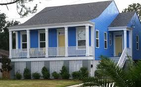 house paint colorsDispatch From New Orleans New Orleans House Paint Colors