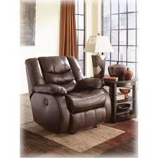 Ashley Furniture D Glider Rocker Recliner Burgundy