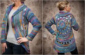 Circle Crochet Pattern Best Inspiration Ideas