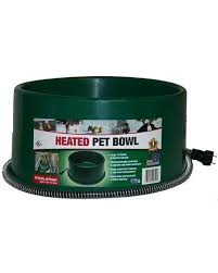 outdoor dog bowl heated electric cat pet water dish Outdoor Dog Bowl Heated Electric Cat Pet Water Dish
