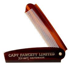 Купить <b>складная расческа</b> для бороды <b>folding</b> pocket <b>beard</b> comb ...