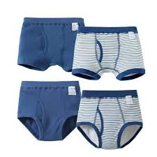Gildan Boxer Brief Size Chart Baby Toddler Kids Boys Cotton Boxer Brief 4 Pack Underwear Set Shorts Ebay