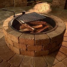 furniture patio deck grills fireplaces fire pit grills woodlanddirectcom