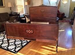 mahogany bed frame – lucasboner.co
