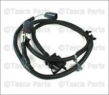jeep wrangler trailer wiring harness new oem mopar trailer tow wiring harness 2011 2013 jeep wrangler 68064400aa fits