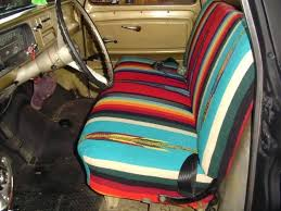 chevy s10 bench seat covers saddle blanket 1991 cover