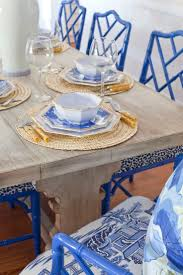 Best  Blue Dining Tables Ideas On Pinterest - Dining room sets with colored chairs