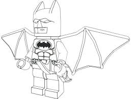 Lego Batman Coloring Page Batman Coloring Pages Printable Printable