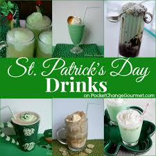 st patrick s day drink recipes