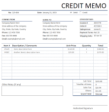 Debit Memo Sample New What Is Credit Memo Radiovkmtk