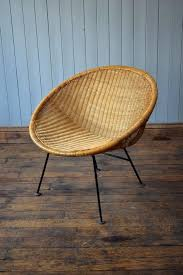 rattan round chair vintage satellite round circle bamboo cane wicker rattan tub chair mid century rattan swing chair uk