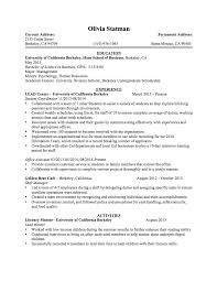 Business Resume Templates Business Resume Templates BrandedResumes 8