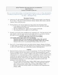 Annotated Bibliography Template Apa Lovely Best S Of Example