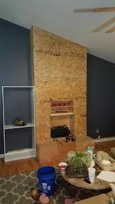 pallet wood wall fireplace. diy pallet wood fireplace, diy, fireplaces mantels, pallet, woodworking projects wall fireplace p