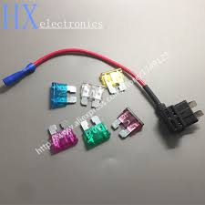 popular electric fuse box buy cheap electric fuse box lots from In Line Fuse Box 10pcs lot lossless conversion circuit modification line fuse box to take electrical medium ( 2 in line fuse box