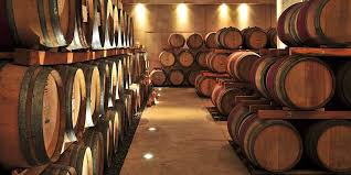 Oak Barrel Aging Storage Oak Wine Barrels Wine Cooler Direct