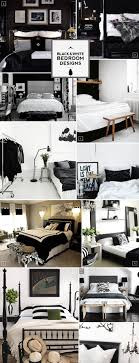 Black And White Decorations For Bedrooms 17 Best Ideas About Black White Bedrooms On Pinterest Black