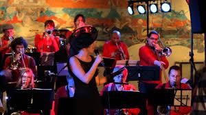 Jazz Warriors Big Band Ft. Seran Bilgi - Big Time - YouTube