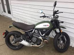 new 2016 ducati scrambler urban enduro motorcycles in columbus oh
