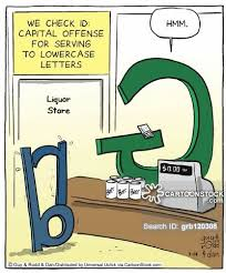 Capital And Offence - Comics Funny Pictures Cartoons Cartoonstock From