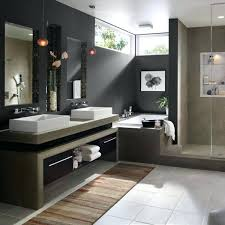 Stylish Bathroom Wall Minimalist Home Design Ideas Adorable Floor Plan Small Bathroom Minimalist