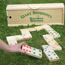 Wooden Games Room Wooden Garden Games Giant Outdoor Dominoes Garden Game Wooden 92