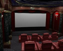 interior designing favorite home entertainment design ideas with home theater room be equipped red leather sofa appealing design ideas home