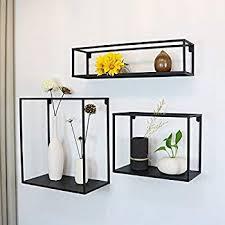 amazon com wgx the industrial metal wall decor display shelf box 3 inside iron ideas 0 on iron wall decor amazon with amazon com wgx the industrial metal wall decor display shelf box 3