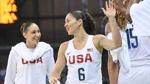 USA Basketball women's Olympic schedule ...