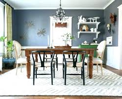 size of dining room rug area rug under dining room table best rugs for dining room