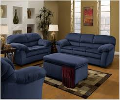 Blue Sectional Sofa (Image 4 of 20)