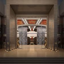 Boutique Foyer Design Hotel Entrance Boutique Hotel Sharjah Designed By Esadore