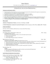 Resume Sample For Accountant Position Click Here To Download This