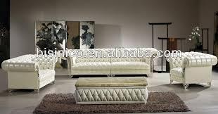 modern leather living room furniture. Bisini Luxury Modern Sofa Set|solid Wood,Genuine Leather Living Room Furniture - Buy Furniture,White