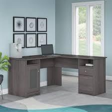 Nice office desk Executive Quickview Desks Youll Love Wayfair