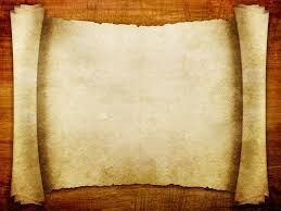 Parchment Powerpoint Background Blank Backdrops Advanced Blank Scroll Paper Free