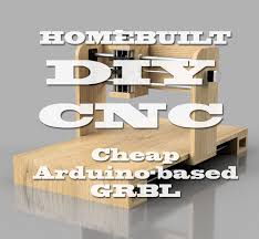 picture of homebuilt diy cnc router arduino based grbl