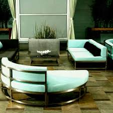 View In Gallery Metal Sofas Trendy Sofa Designs