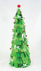 33 Best Styrofoam Christmas Tree Images On Pinterest  Christmas Foam Christmas Tree Crafts
