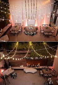 lighting decorations for weddings. A Green And White Boho Chic Wedding, See More Of Here! Photo Courtesy Lighting Decorations For Weddings