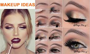 how to rock new year s eve eye makeup 2019