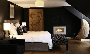 black bedroom. Modern Black Bedroom Furniture E