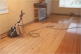 hardwood floor sander rental cost