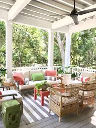 My Tour Of The Southern Living Idea House Emily A Clark Mesmerizing Southern Living Room