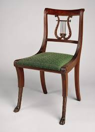 duncan phyfe dining room chairs. Duncan Phyfe Dining Rooms Used S Set Lyre Back Harp Mahogany Room Category With Post Chairs A