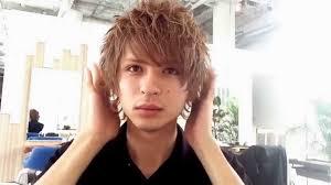 細束セット メンズ 髪型 スタイリング 三科光平 Ocean Tokyo Harajuku