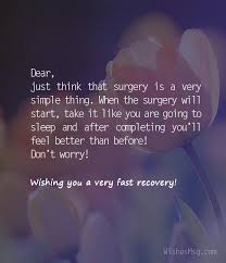 Surgery Quotes Gorgeous Before And After Surgery Wishes Messages WishesMsg