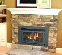 best gas fireplace inserts gas fireplace insert reviews mendota